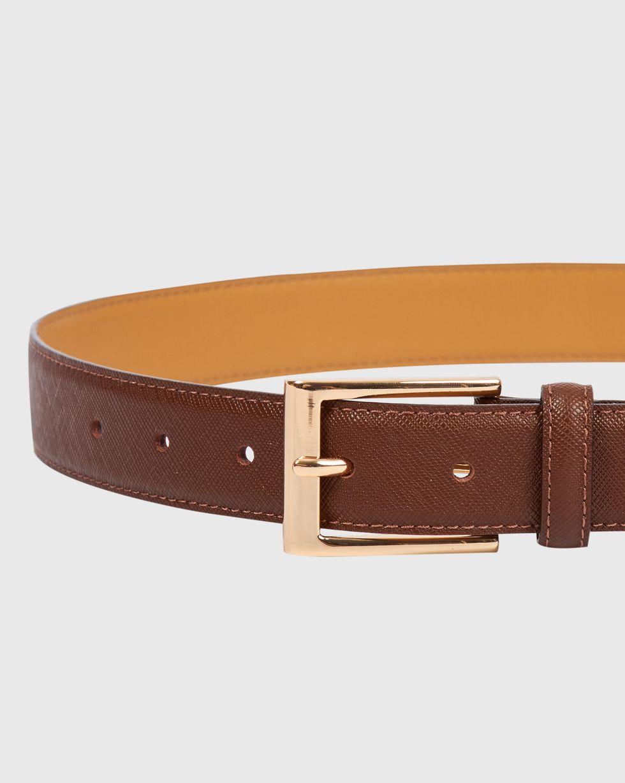Ремень широкий с квадратной пряжкой SАксессуары<br><br><br>Артикул: 1094510950<br>Размер: S<br>Цвет: Темно-коричневый<br>Новинка: НЕТ<br>Наименование en: Square buckle wide leather belt