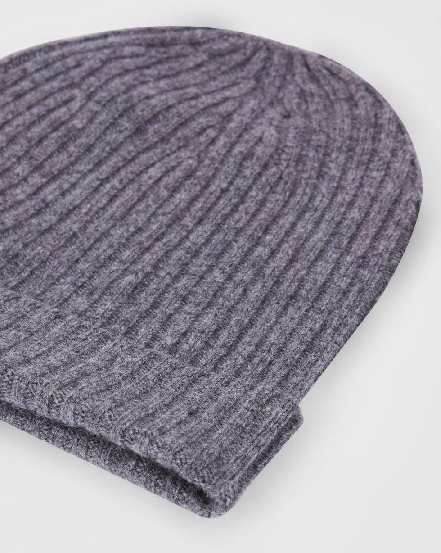 Шапка One sizeАксессуары<br><br><br>Артикул: 80010526<br>Размер: One size<br>Цвет: Серый<br>Новинка: НЕТ<br>Наименование en: Rib knit hat