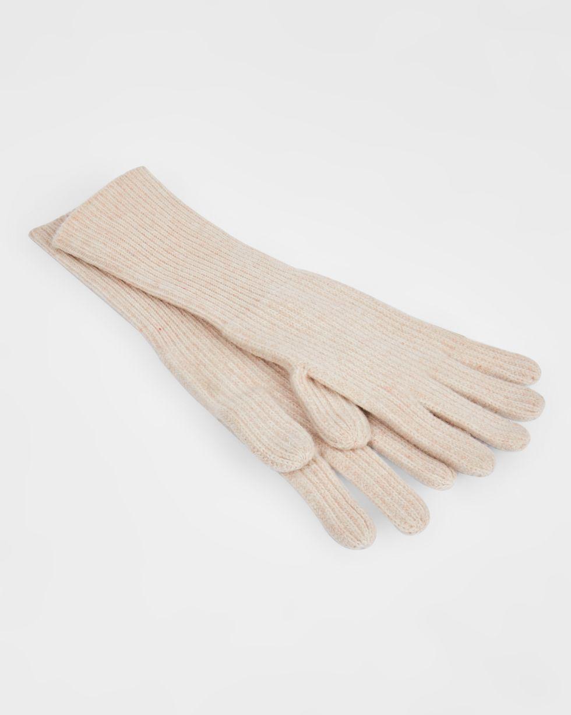 12Storeez Перчатки ( молочный) 12storeez мягкие тканевые плечики персиковый