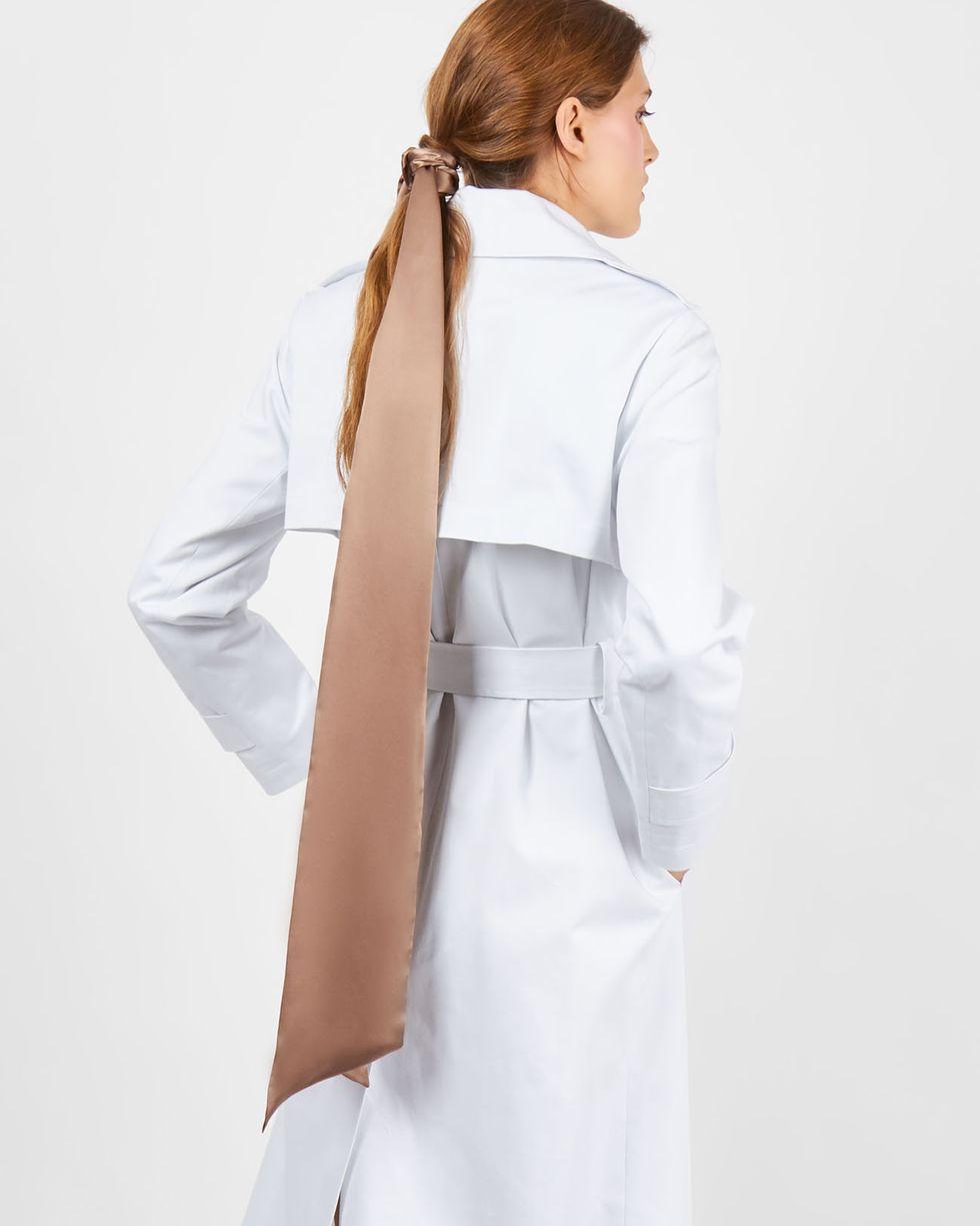 Шарф шелковый One sizeаксессуары<br><br><br>Артикул: 8006745<br>Размер: One size<br>Цвет: Шоколад<br>Новинка: НЕТ<br>Наименование en: Skinny silk scarf