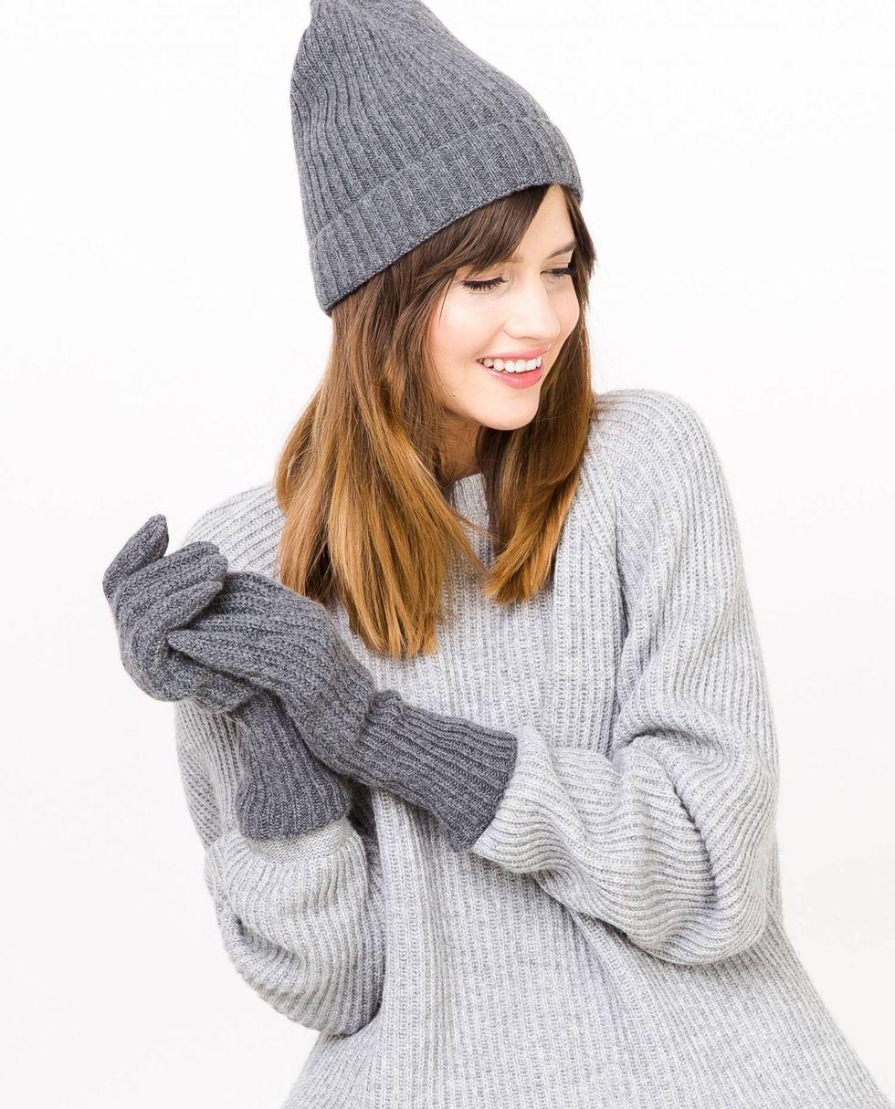 12Storeez Шапка (темно-серая) шапка галчонок серая