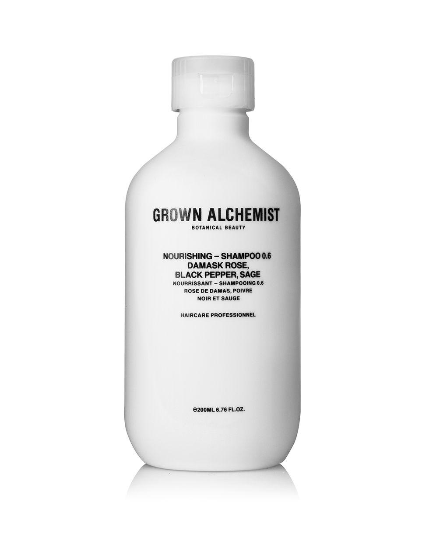 12Storeez GROWN ALCHEMIST Питательный шампунь