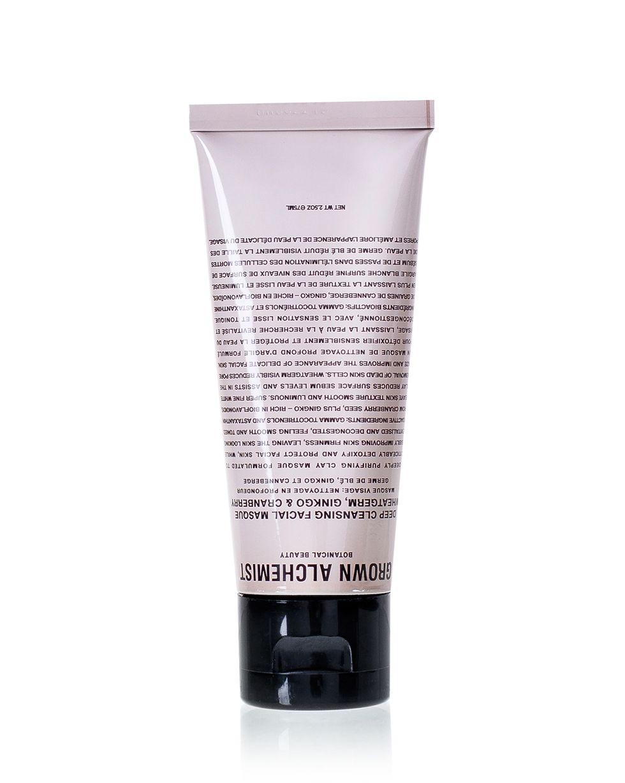 12Storeez GROWN ALCHEMIST Глиняная маска очищающая косметические маски nanoderm маска кремовая для лица с наносомами 45 50мл