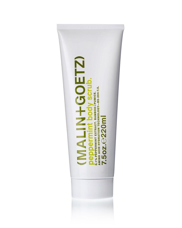 12Storeez MALIN+GOETZ Скраб для тела Мята malin goetz гель для умывания grapefruit face cleanser 236ml