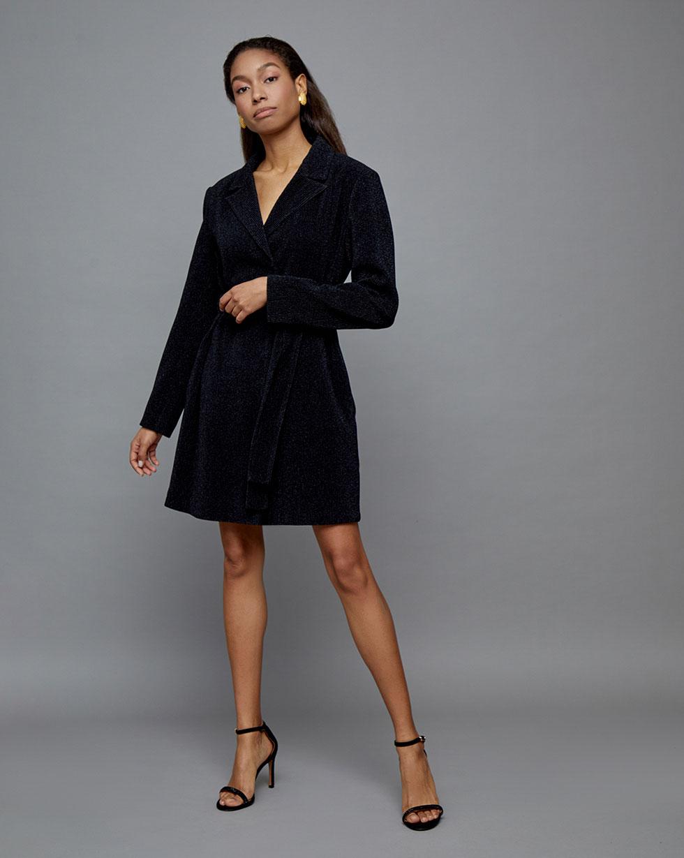 Платье двубортное XXS фото
