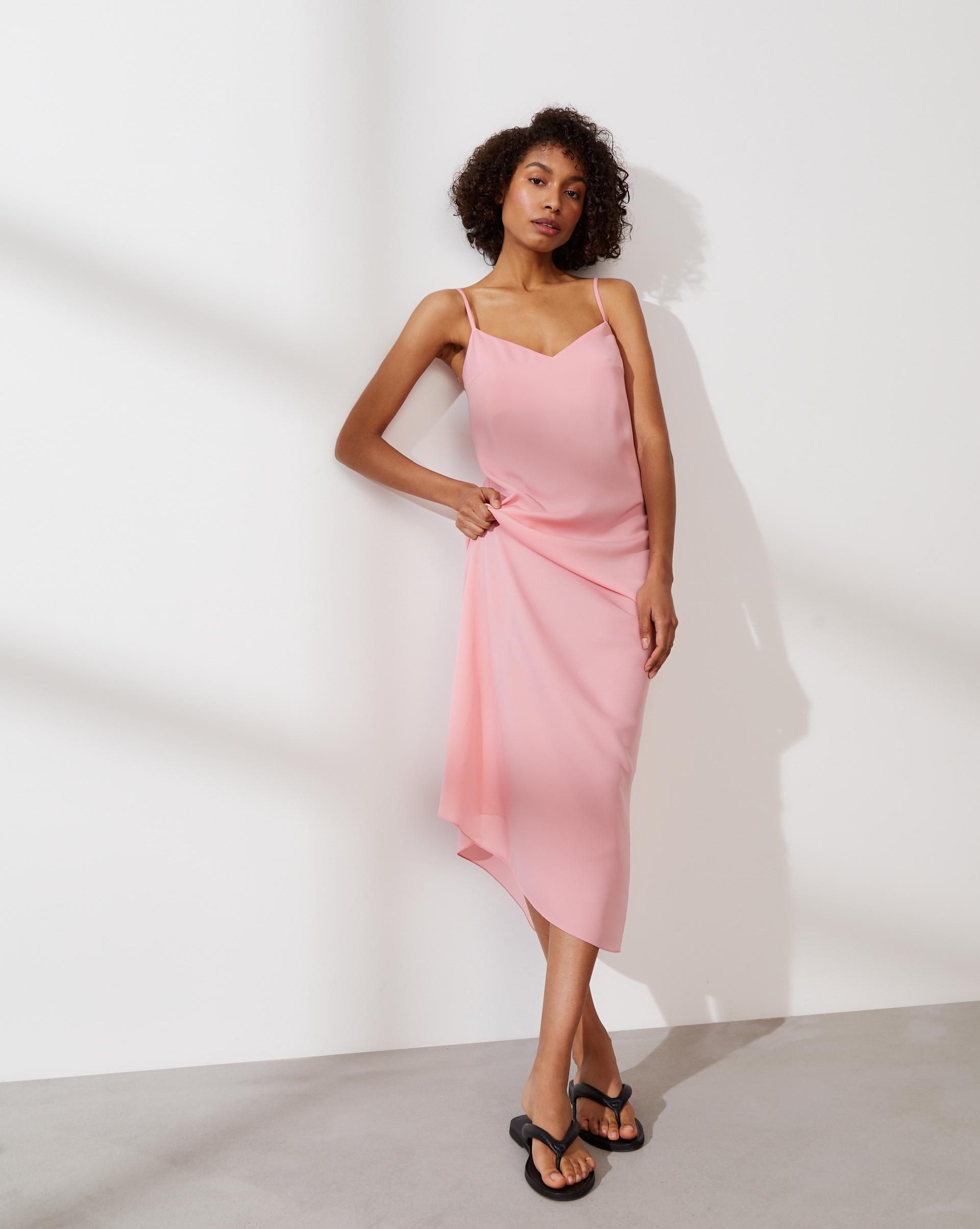 12⠀STOREEZ Платье-комбинация свободного кроя
