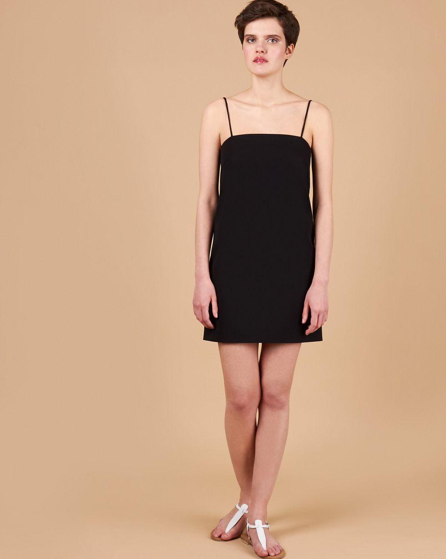 12Storeez Платье мини на тонких бретелях платье мини quelle kangaroos 626261