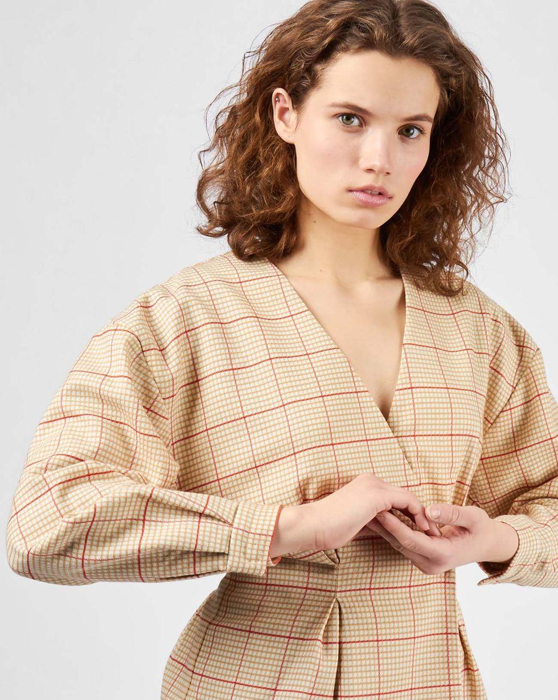 12Storeez Жакет на кнопках цена 2017