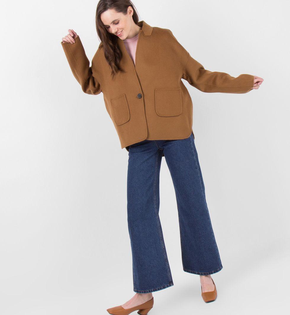 Пальто-жакет One sizeверхняя одежда<br><br><br>Артикул: 7997973<br>Размер: One size<br>Цвет: Темно-горчичный<br>Новинка: НЕТ<br>Наименование en: Wool blend jacket