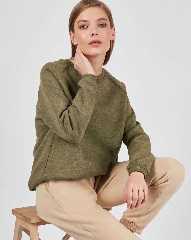 12Storeez Толстовка (хаки) футболка хаки с чем носить