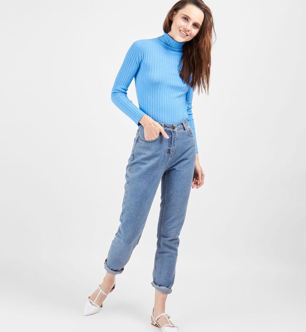 Водолазка One sizeТрикотаж<br><br><br>Артикул: 8446626<br>Размер: One size<br>Цвет: Незабудка<br>Новинка: НЕТ<br>Наименование en: Turtleneck sweater