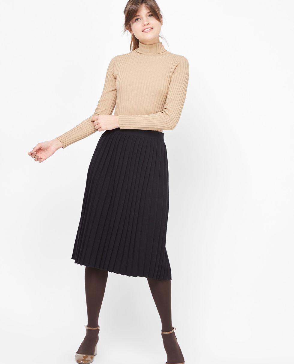 Водолазка One sizeТрикотаж<br><br><br>Артикул: 8446648<br>Размер: One size<br>Цвет: Бежевый<br>Новинка: НЕТ<br>Наименование en: Turtleneck sweater