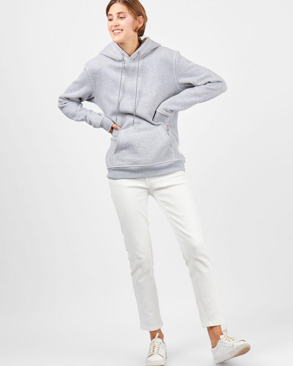 Толстовка с капюшоном One sizeФутболки и толстовки<br><br><br>Артикул: 8449396<br>Размер: One size<br>Цвет: Серый<br>Новинка: НЕТ<br>Наименование en: Hooded sweatshirt