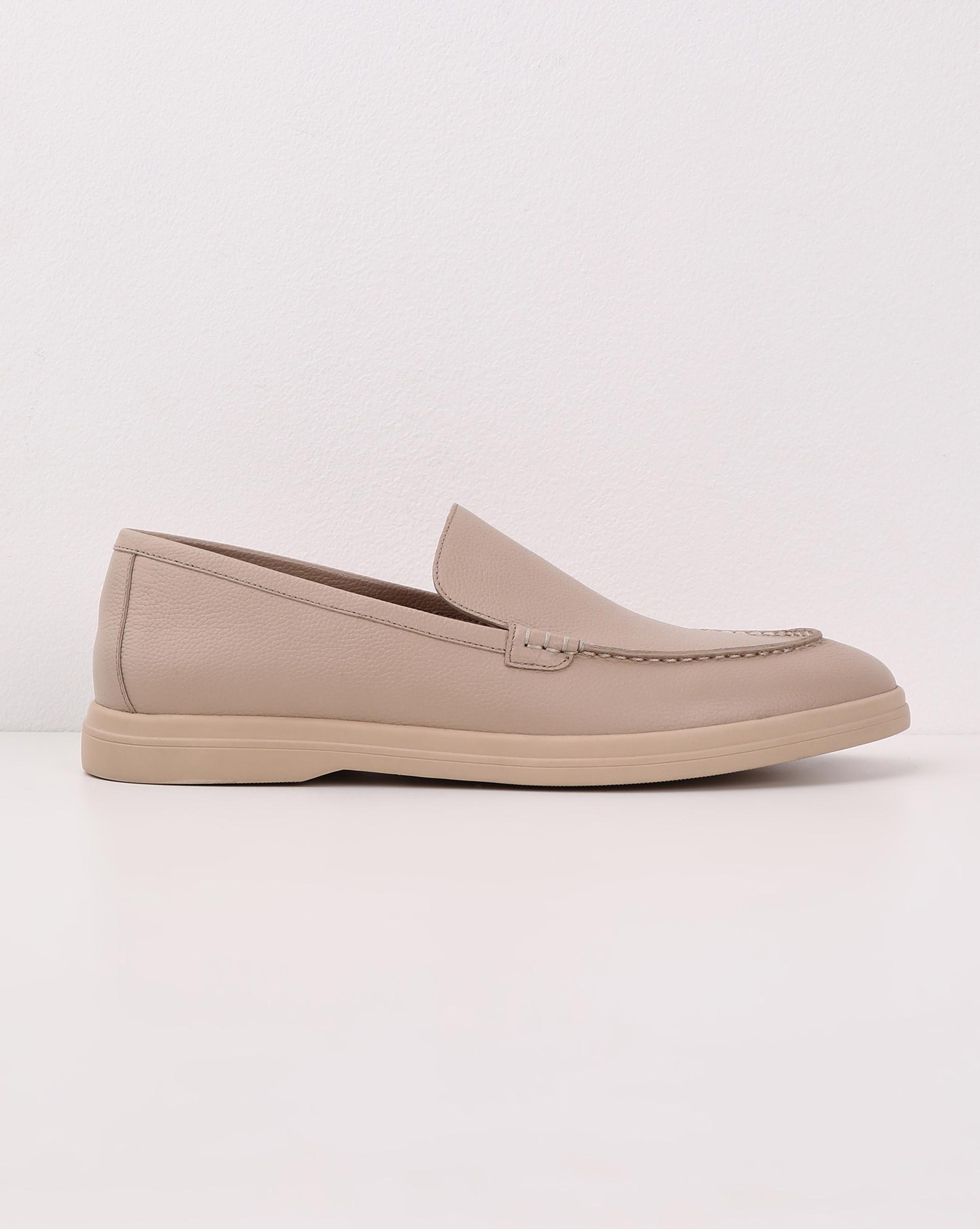 12STOREEZ Туфли-лоферы из фактурной кожи 12storeez туфли лоферы из меха
