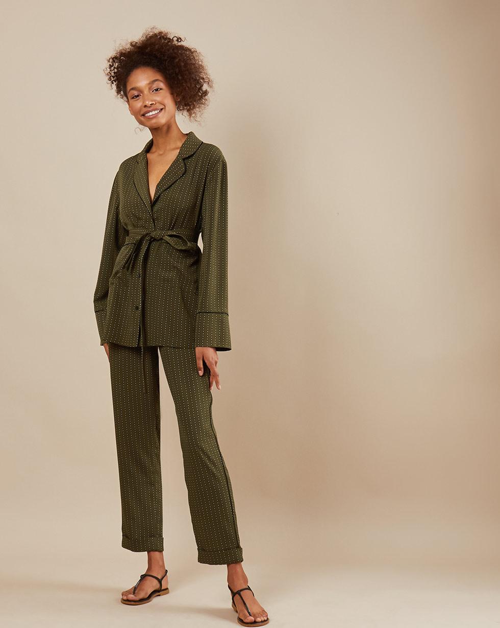 12Storeez Верх+Брюки C47/009 (Зеленый) женская юбка brand new c47 saia sv016397 c47