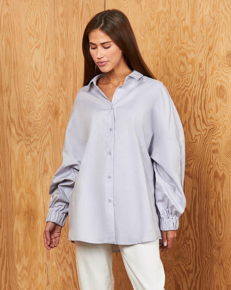 12Storeez Рубашка BL65-021 (Серый) 12storeez рубашка bl65 021 серый1