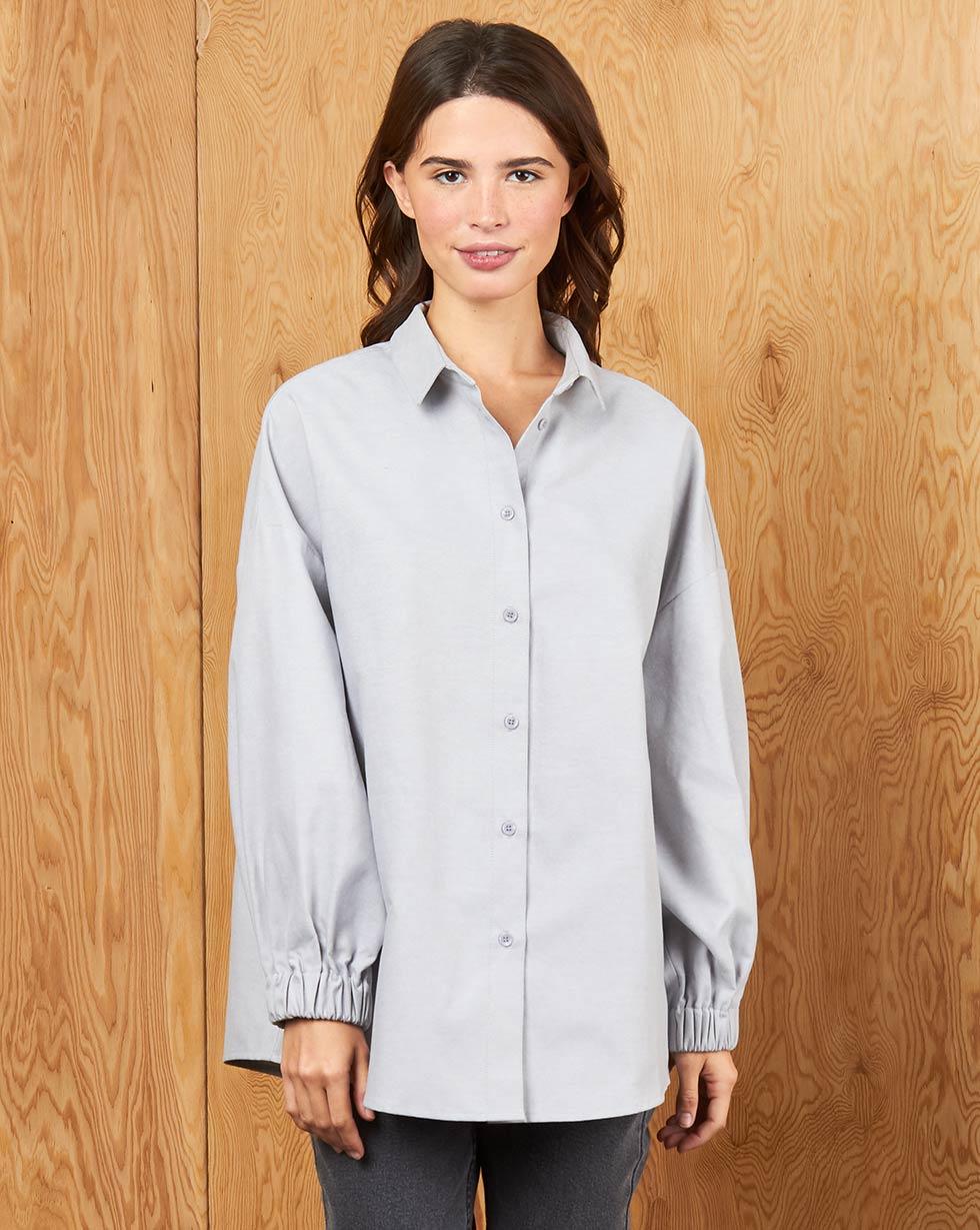 12Storeez Рубашка BL65-021 (Серый1) 12storeez рубашка bl65 021 серый1