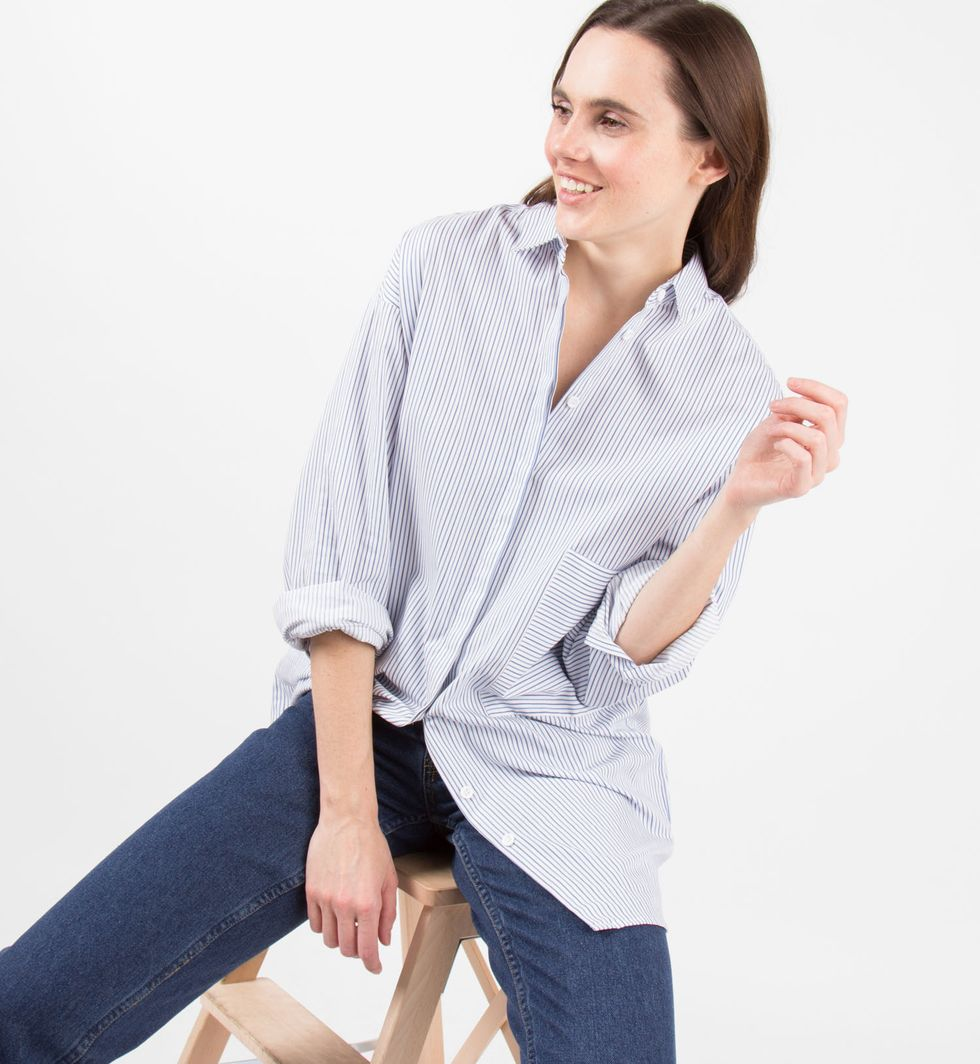 Купить блузку рубашку