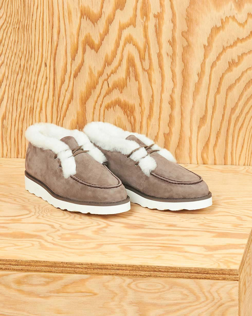 12Storeez Полуботинки зимние Z3838-008 (Коричневый) 12storeez ботинки зимние z3838 006 серо бежевый