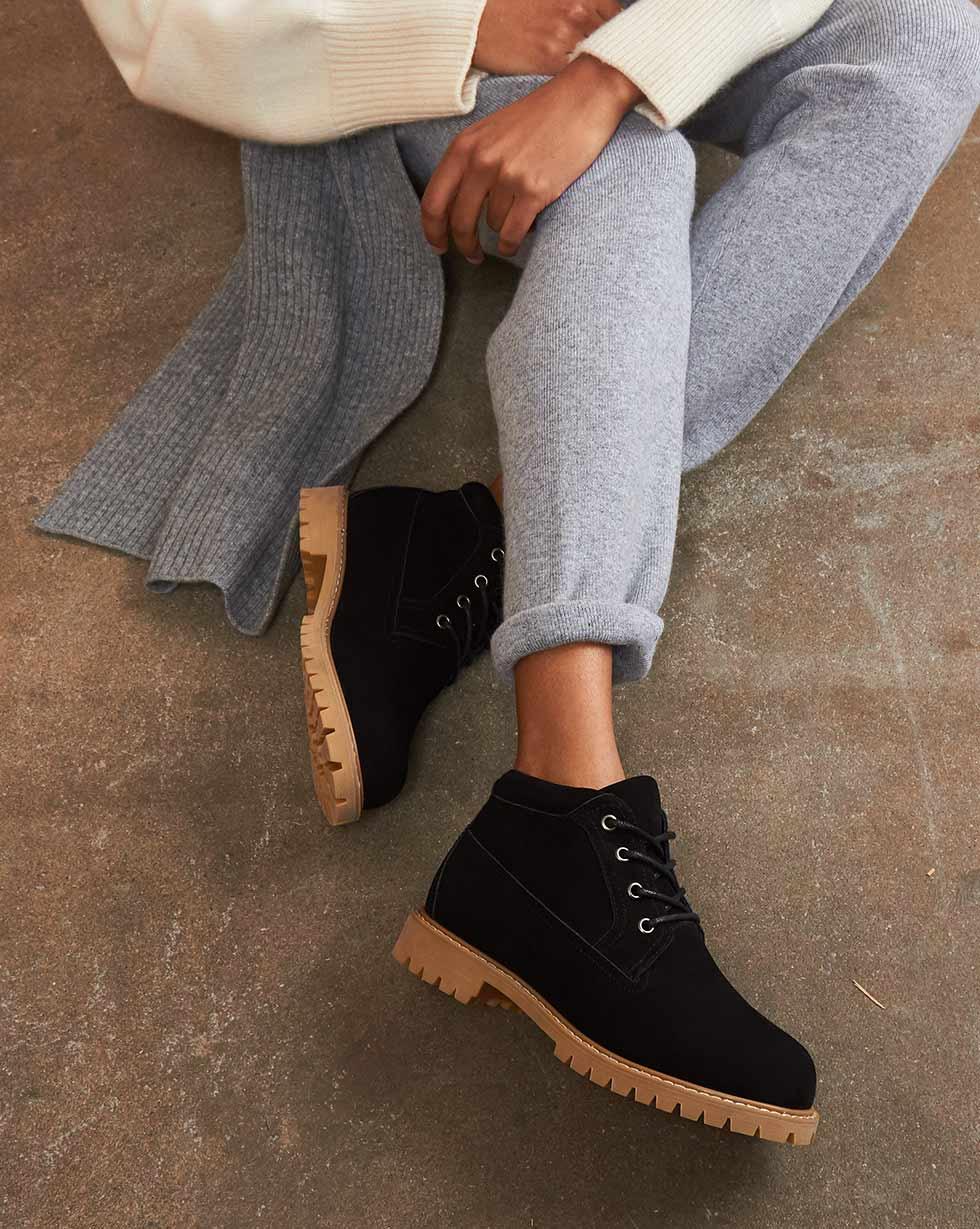 12Storeez Ботинки зимние Z3838-010 (Черный) 12storeez ботинки зимние z3838 006 серо бежевый