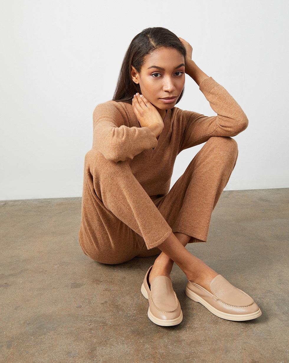 Туфли-лоферы 40 фото