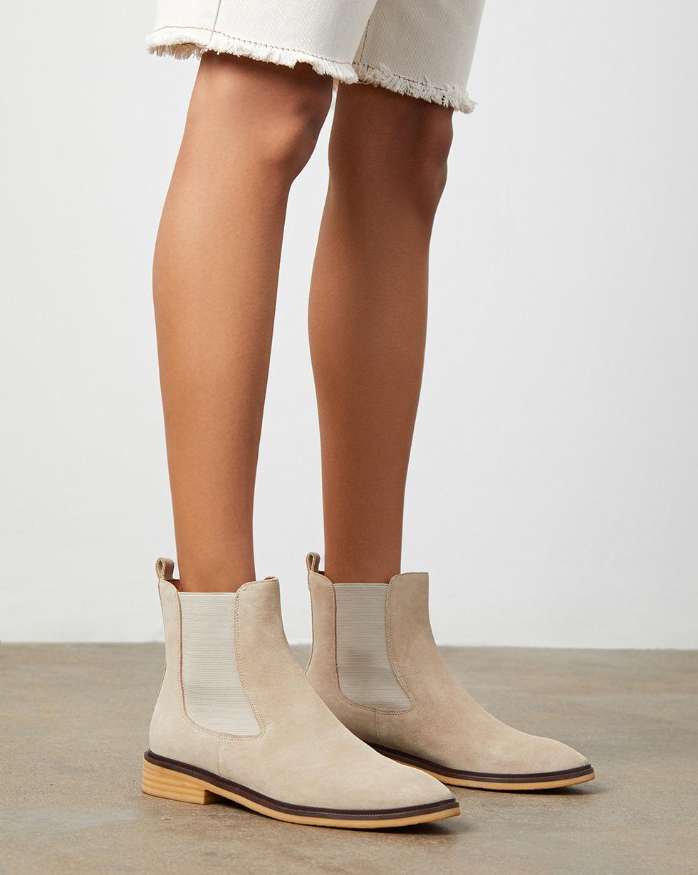 12Storeez Ботинки челси на каучуковой подошве