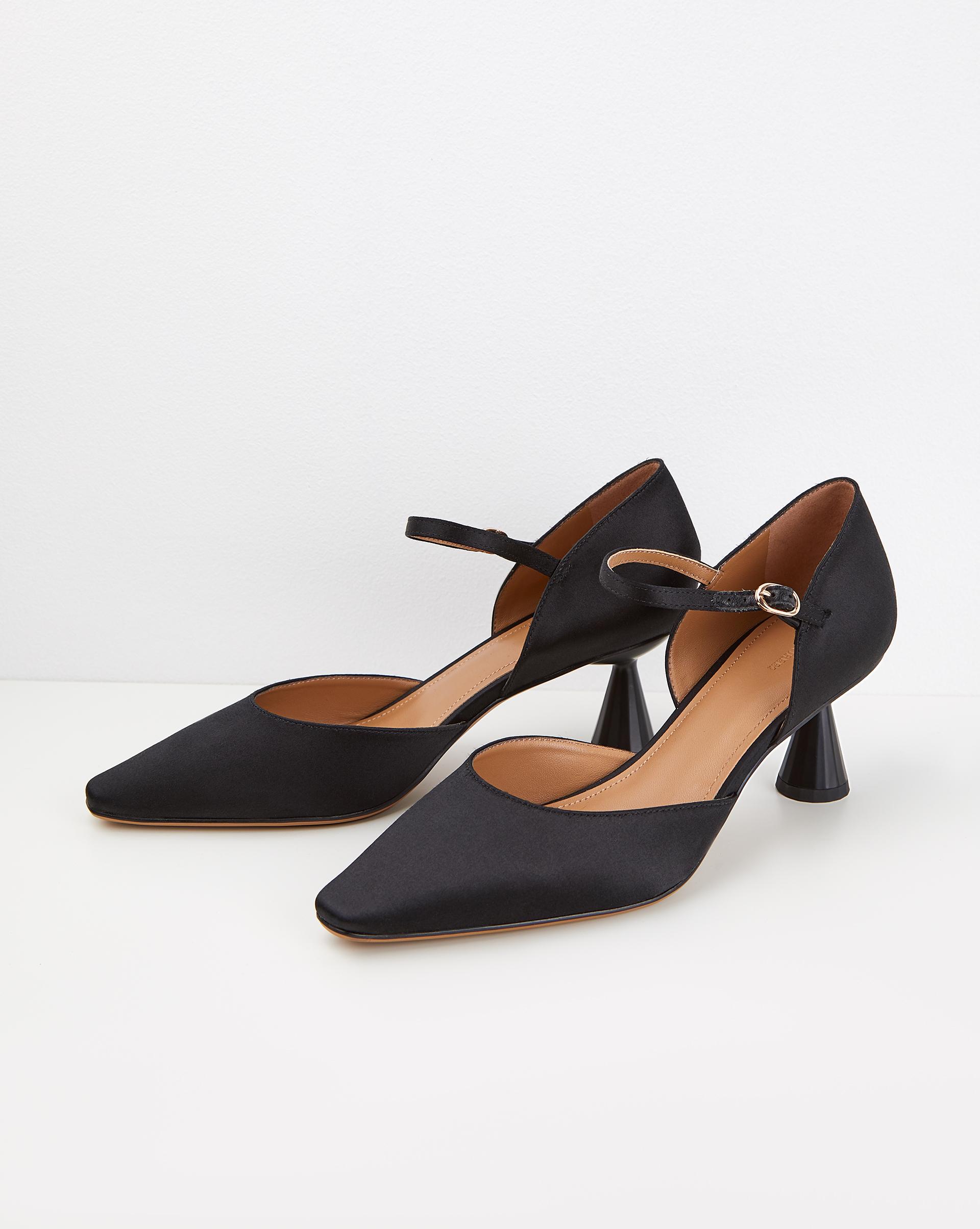 12Storeez Туфли на конусообразном каблуке туфли bata bata ba060ameakr6
