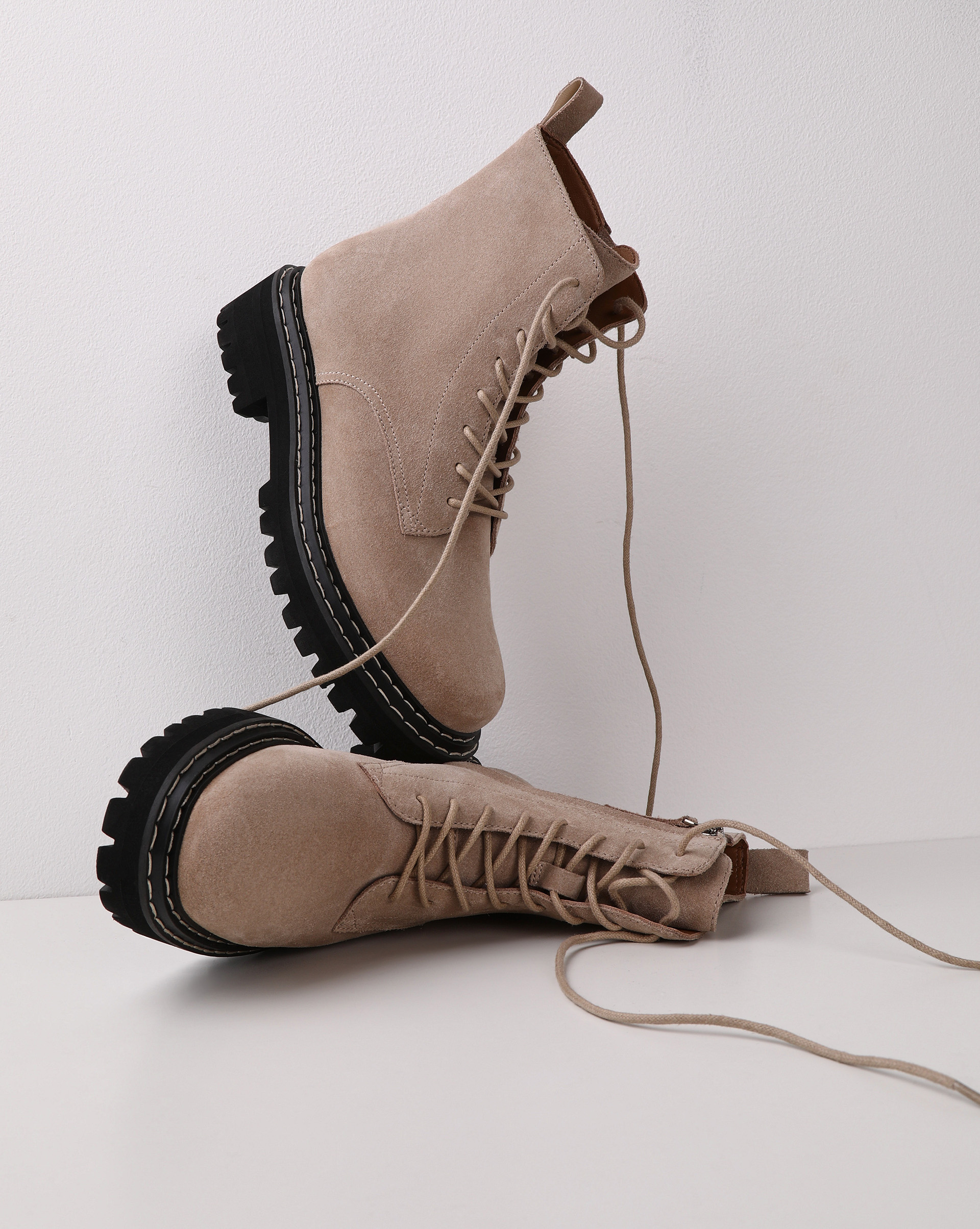 12STOREEZ Ботинки на шнурках ботинки bravo ботинки