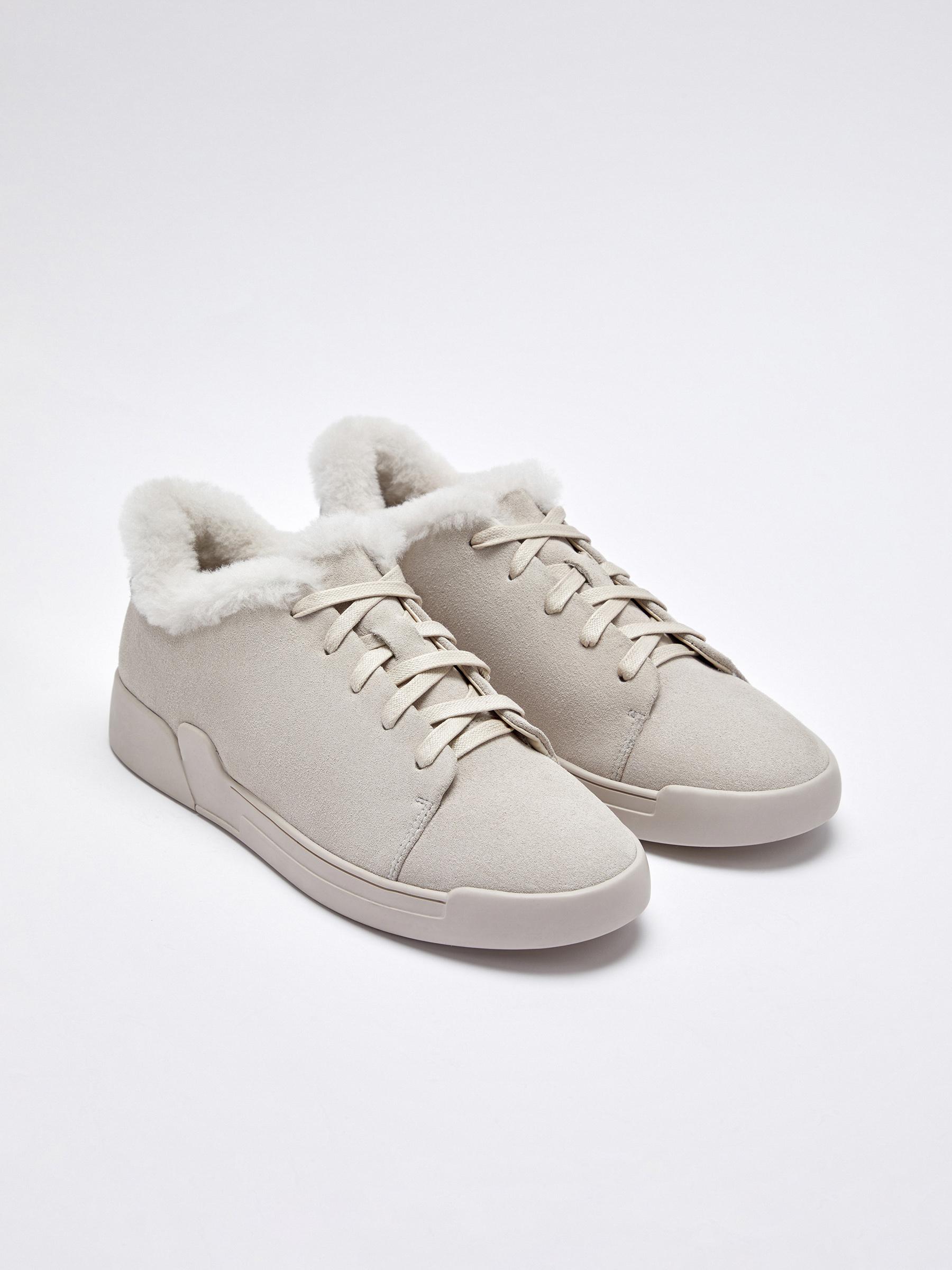 12⠀STOREEZ Зимние кеды на шнурках