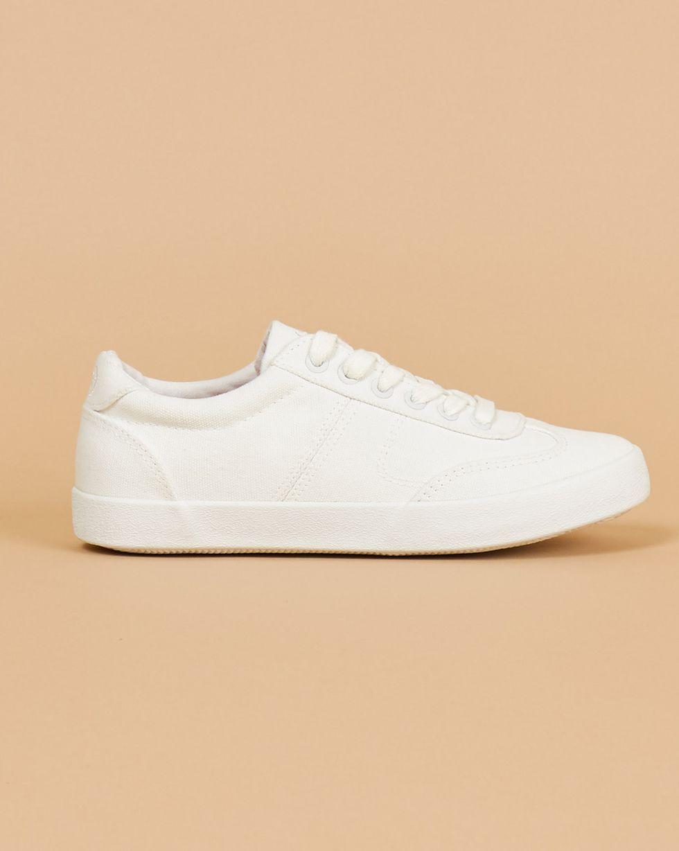 12Storeez Кеды из текстиля Affex (белые) school 77 белые кожаные кеды