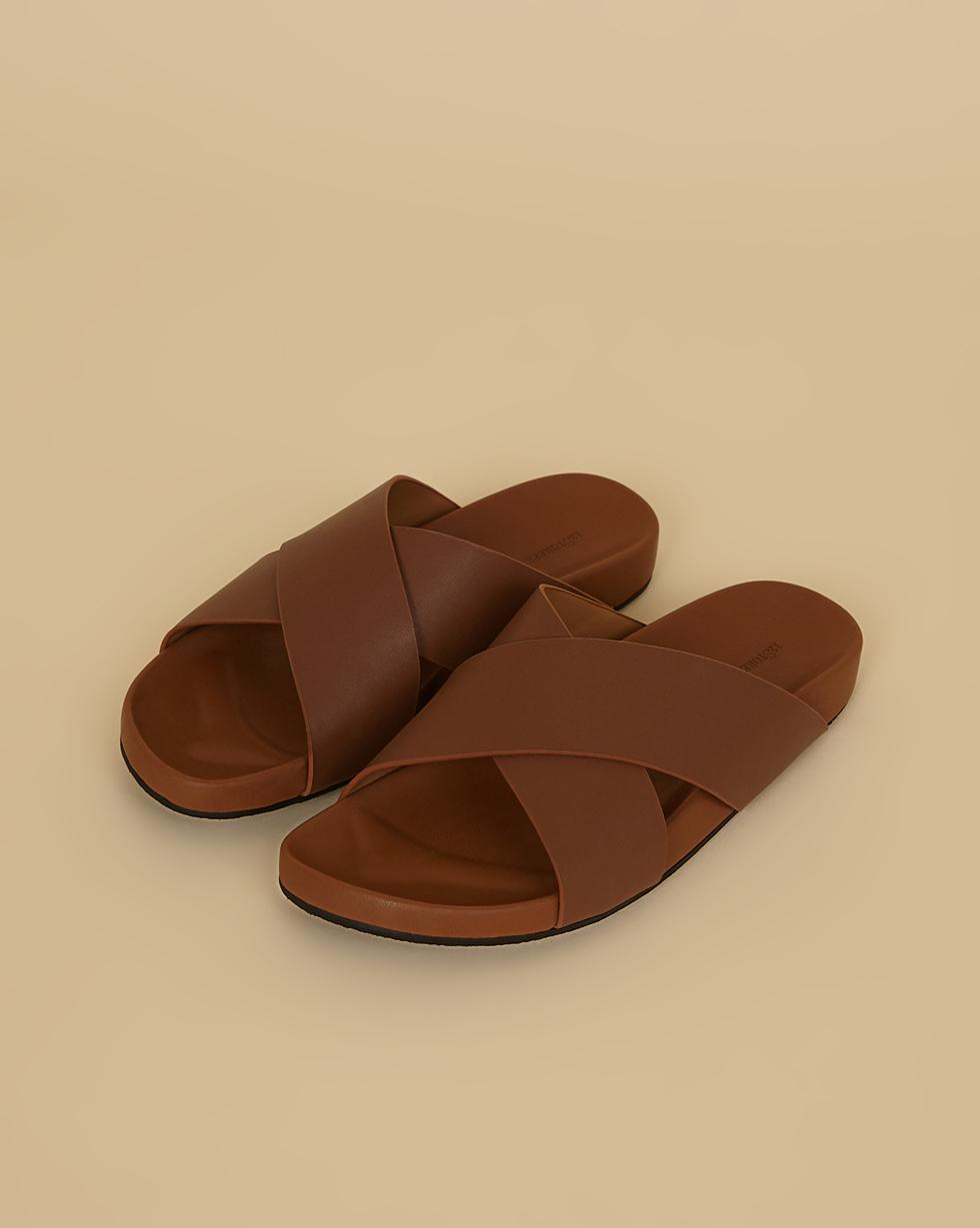 12Storeez Сандалии на анатомической подошве (коричневый) SS19 12storeez сандалии на плоской подошве оливковые