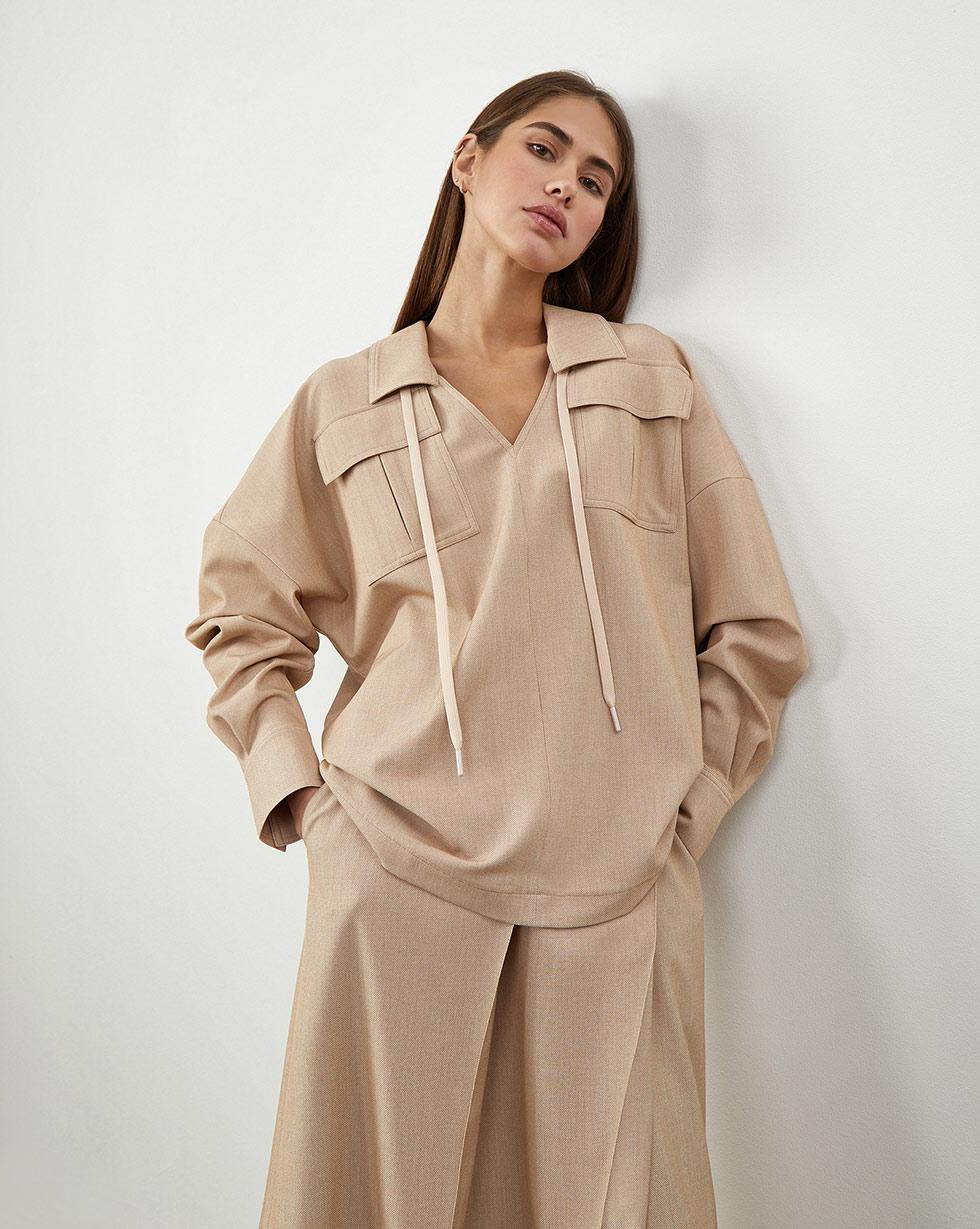 цена 12Storeez Блуза онлайн в 2017 году