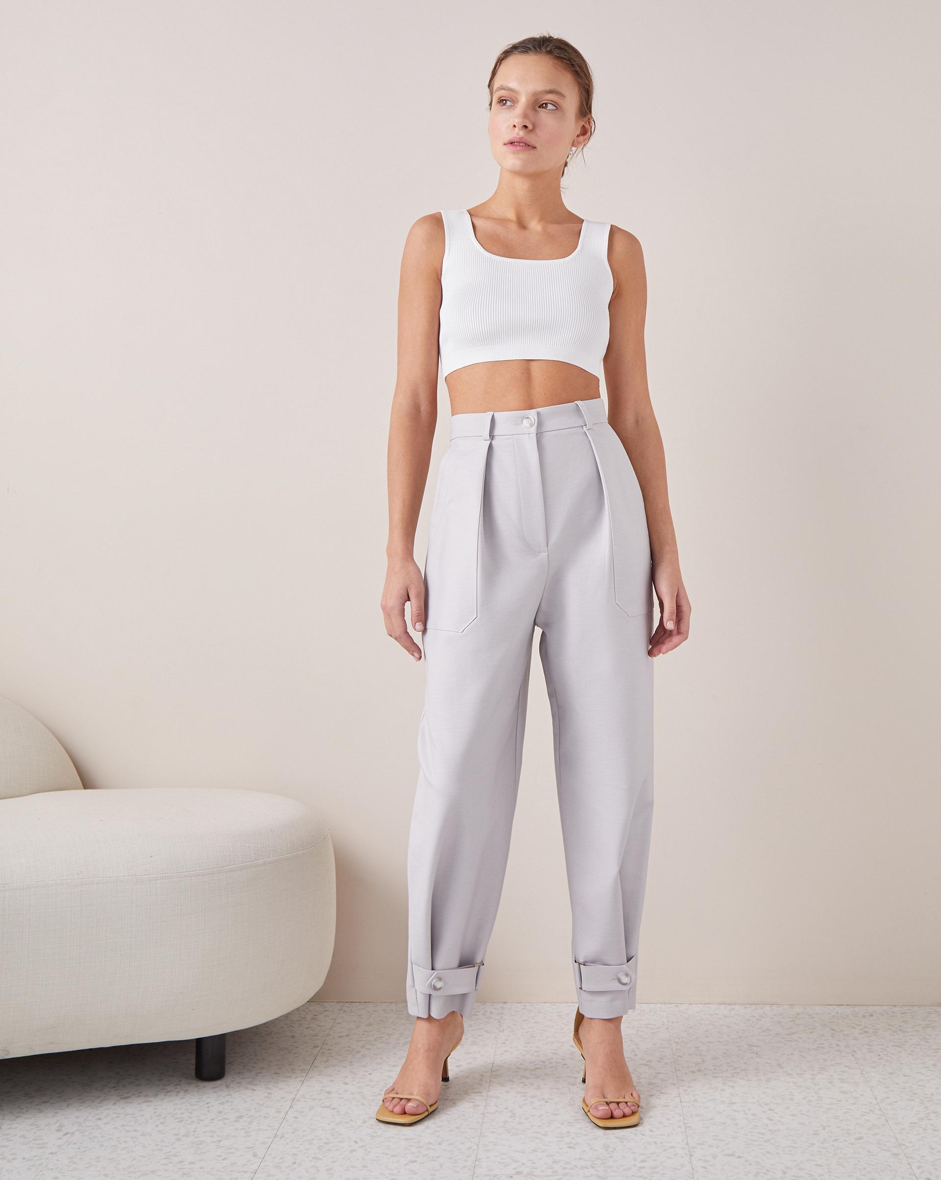 12⠀STOREEZ Прямые брюки мягкие прямые диваны