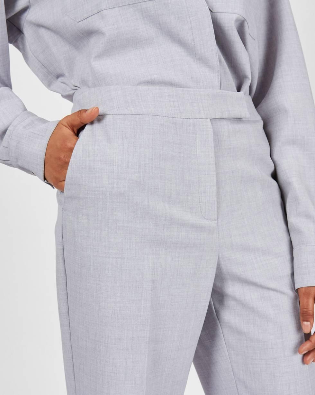 12Storeez Брюки с низкой посадкой (светло-серый) playboy playboyjeans классические джинсы мужчины молодые брюки брюки дикие брюки хлопка корейские брюки 61104011 светло голубой 35