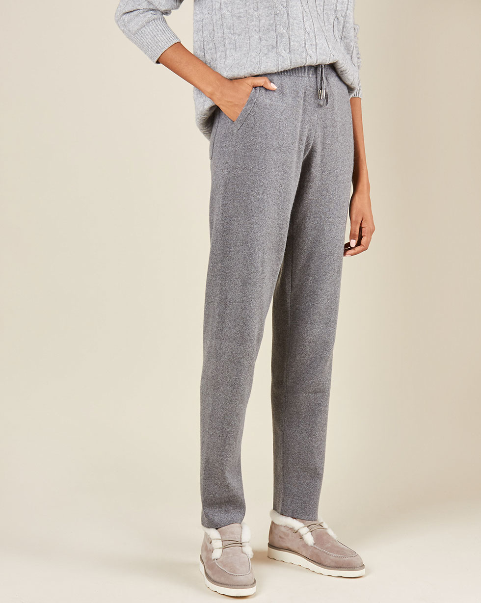 12Storeez Брюки трикотажные с карманами (серый) брюки с 5 карманами glenn