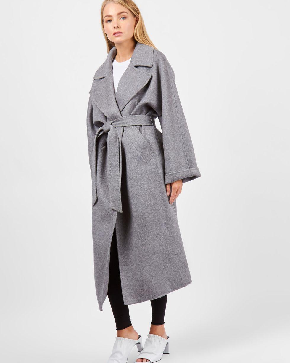 12STOREEZ Пальто на поясе