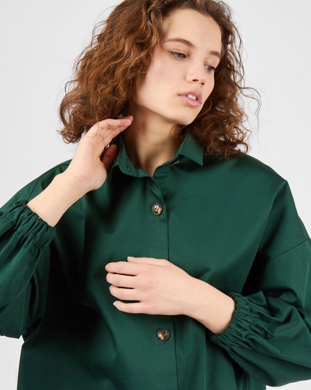 12STOREEZ Рубашка из плотного хлопка