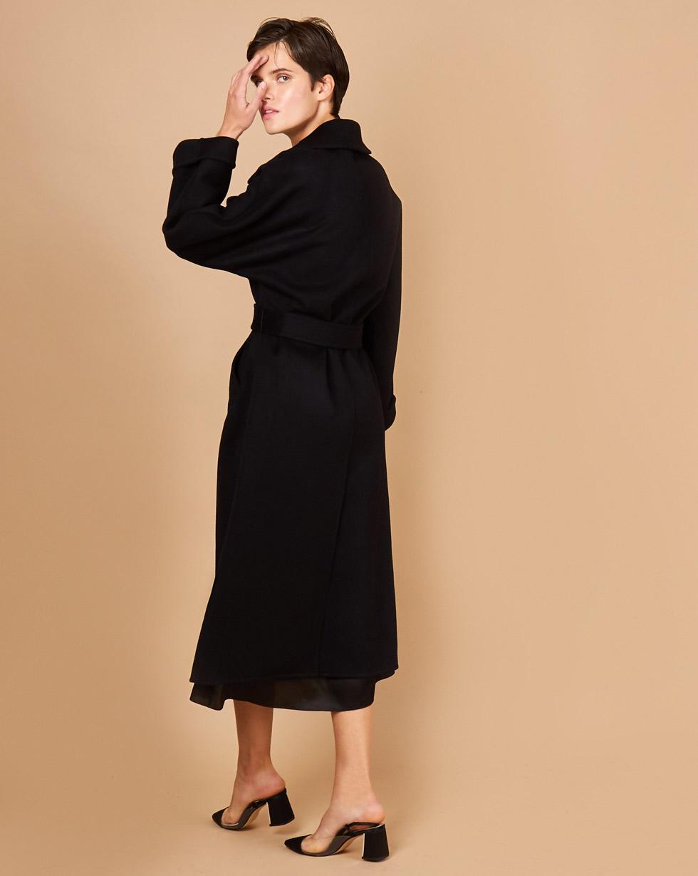 12STOREEZ Пальто на поясе пальто модресс