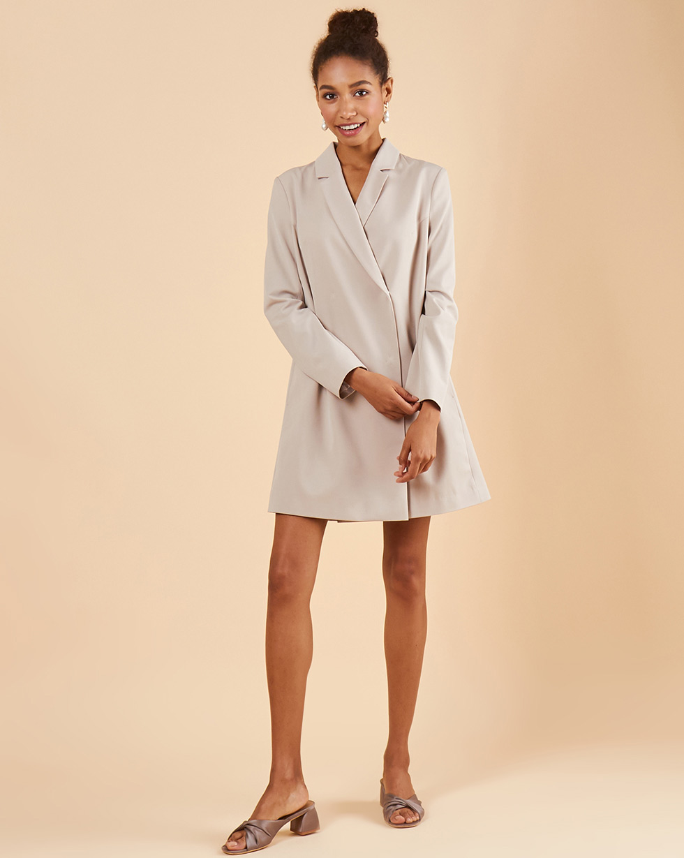 12STOREEZ Платье-пиджак мини