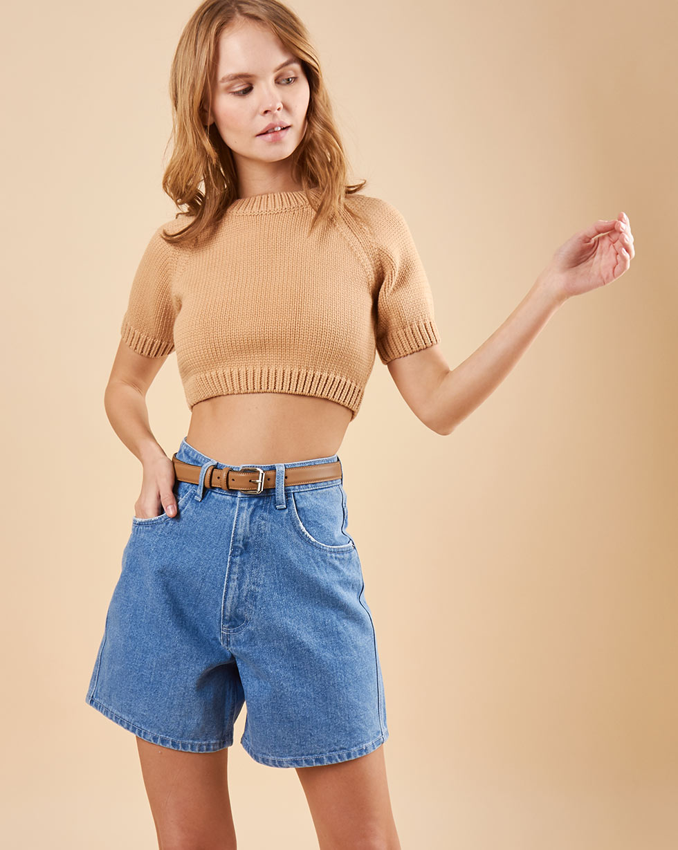 12⠀STOREEZ Джинсовые шорты