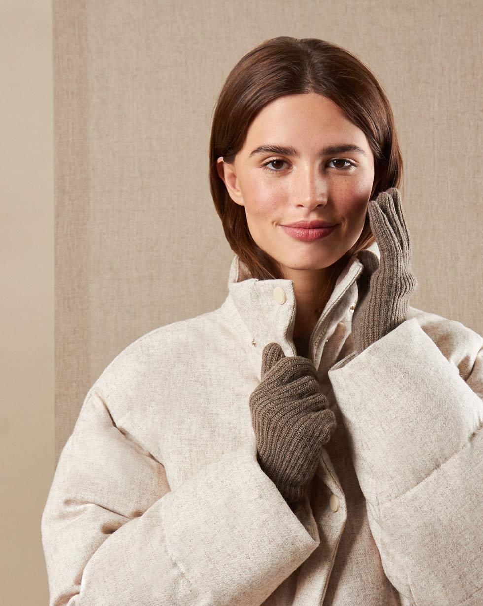 Фото - 12STOREEZ Перчатки теплые перчатки для сенсорных дисплеев iglover zima s m grey