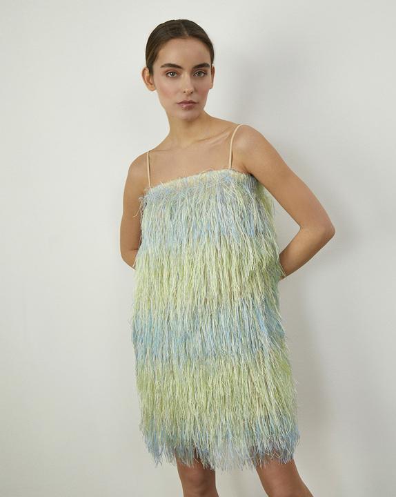 12STOREEZ Платье из ткани