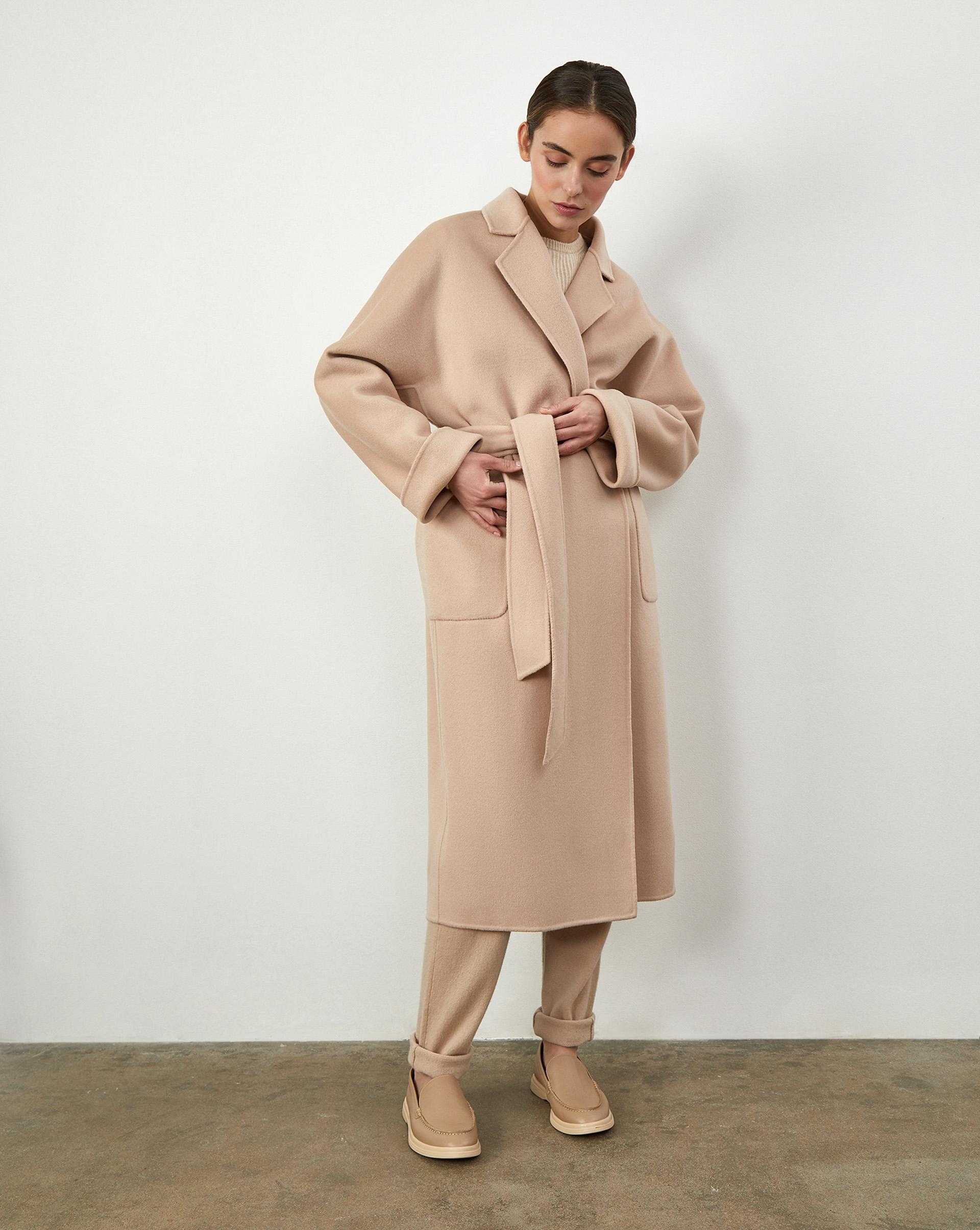 Пальто-халат One size фото
