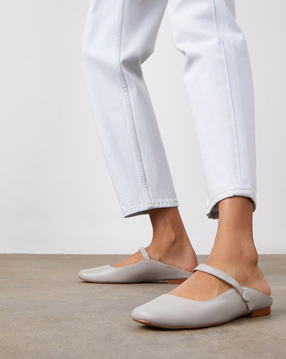 12STOREEZ Туфли с открытой пяткой